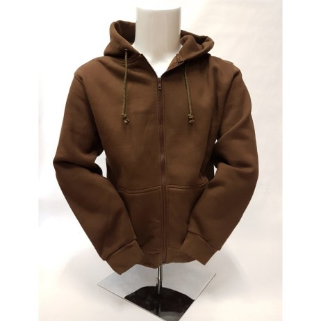 chocolate pullover hoodie
