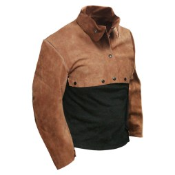 Brown Welding Cape