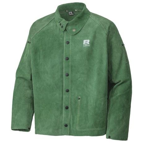 Green Welding Jacket