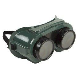 Eye cup goggles