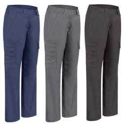 womens stretch cargo pants