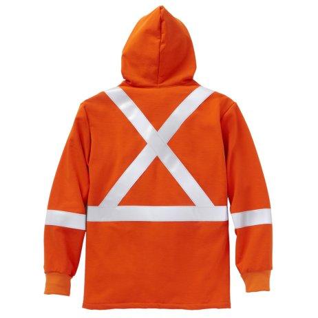 hi viz fire retardant hoodie