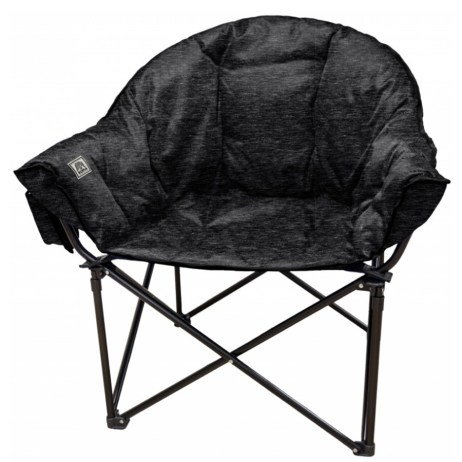 Black Lazy Bear Chair