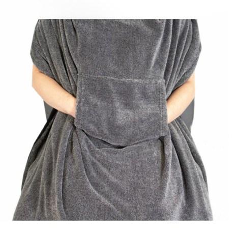 grey micasa tv blanket