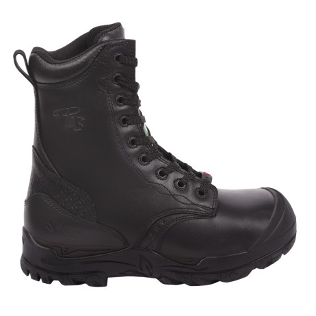 """8"""" Waterproof Laced Work Boots"""