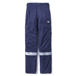 fr field pants with reflective trim