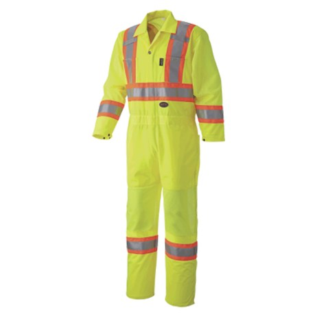 Safety Traffic Coveralls