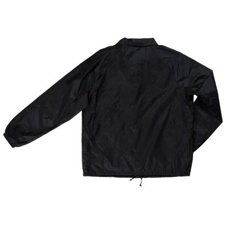 team jacket back