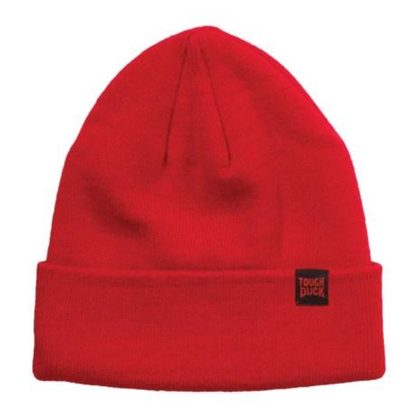 Red Watch Cap