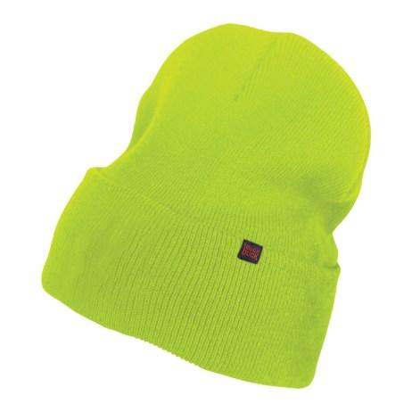 Green Knit Cap