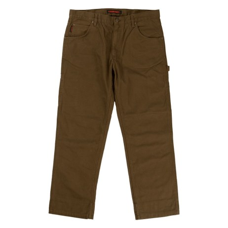 chestnut duck pants
