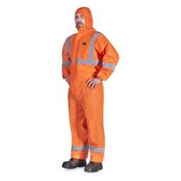 Orange SMS Coverall