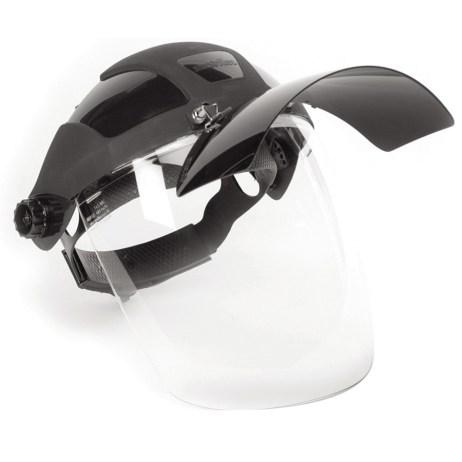 Flip Up Face Shield