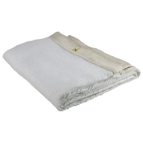 Acrylic Coated Fiberglass Blanket