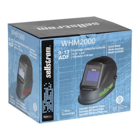 Advantage Plus Welding Helmet