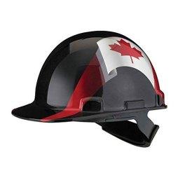 Canada Flag Hard Hat