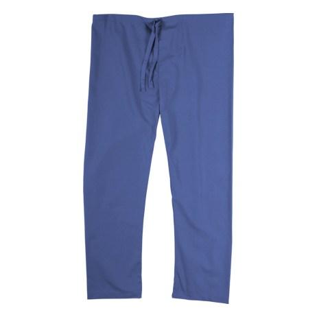 Blue Scrub Bottom