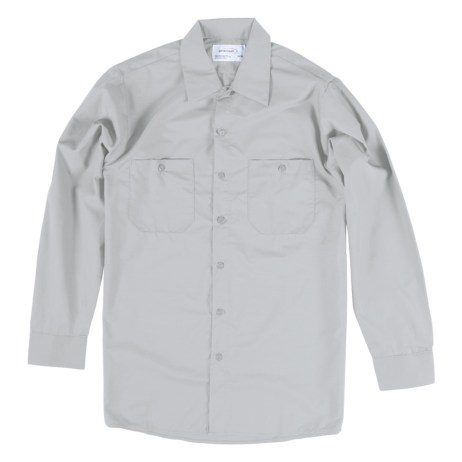Grey Work Shirt
