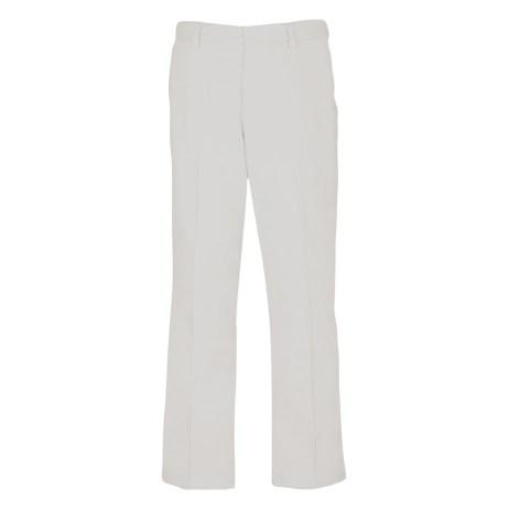 White Chef Pants