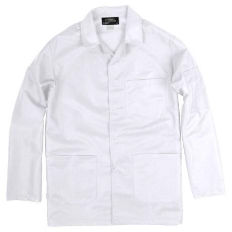 White ESD Coat