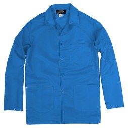 Blue ESD Coat