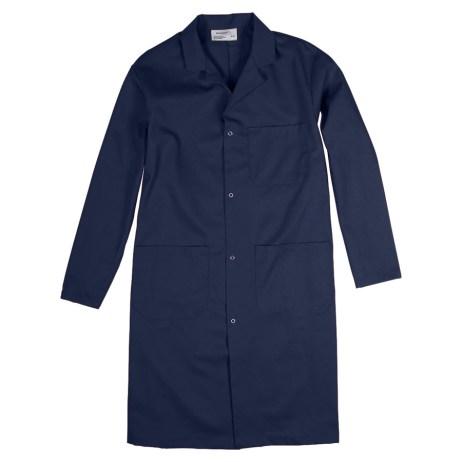 Dark Navy Long Coat