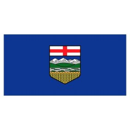 Alberta Flag Sticker