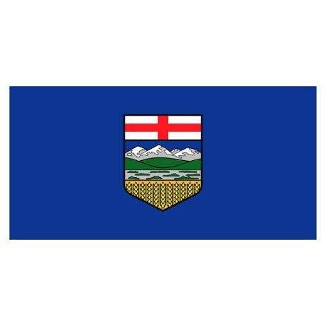 Alberta Flag Sticker