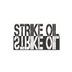 Strike Oil Sticker