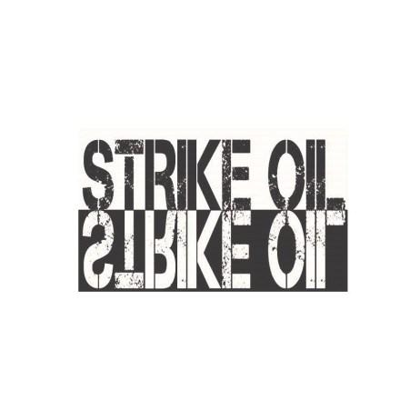 Strike Oil Sticker