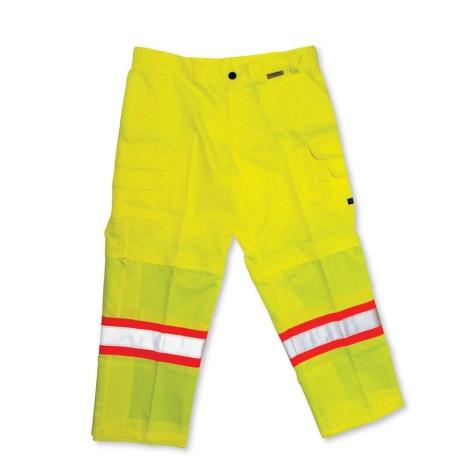 coolworks pants lime back