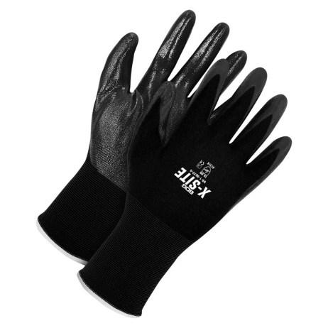 15 gauge nylon gloves