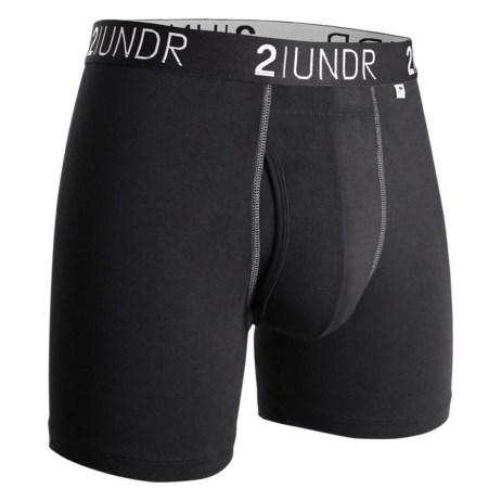 black boxer briefs