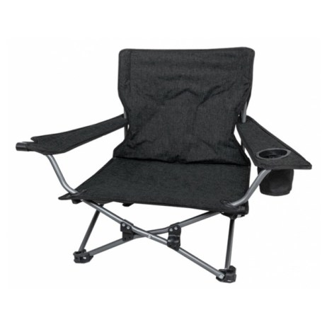 black festival chair