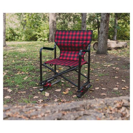 spring bear chair camping