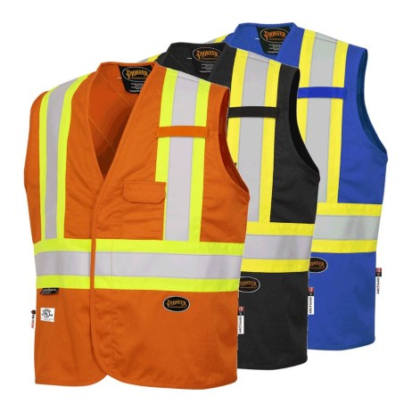 fr hi-viz safety vests