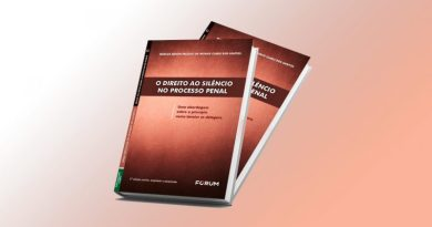 Promotor de Justiça Marcos Renan lança 2ª edição de seu livro sobre Processo Penal