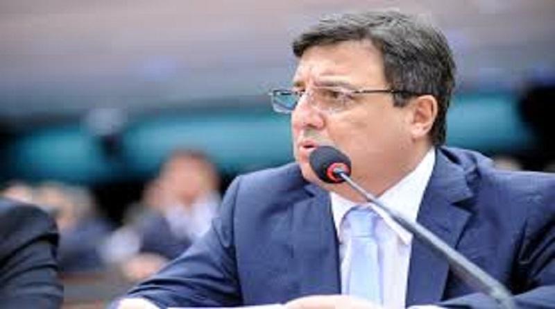 Deputado federal Danilo Forte  homenageado pela FAEC.