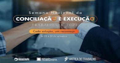 Mais de R$ 25 milhões são movimentados na Semana da Conciliação e Execução Trabalhista no Ceará