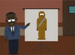 defesa Chewbacca