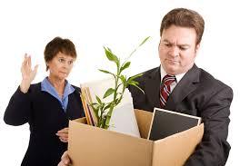 Antes de pedir demissão.