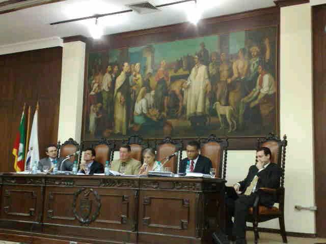 Banca de doutorado de José Paulo Baltazar Jr.