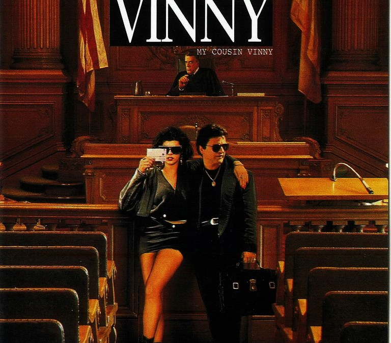 Dica de filme para o recesso: Meu Primo Vinny