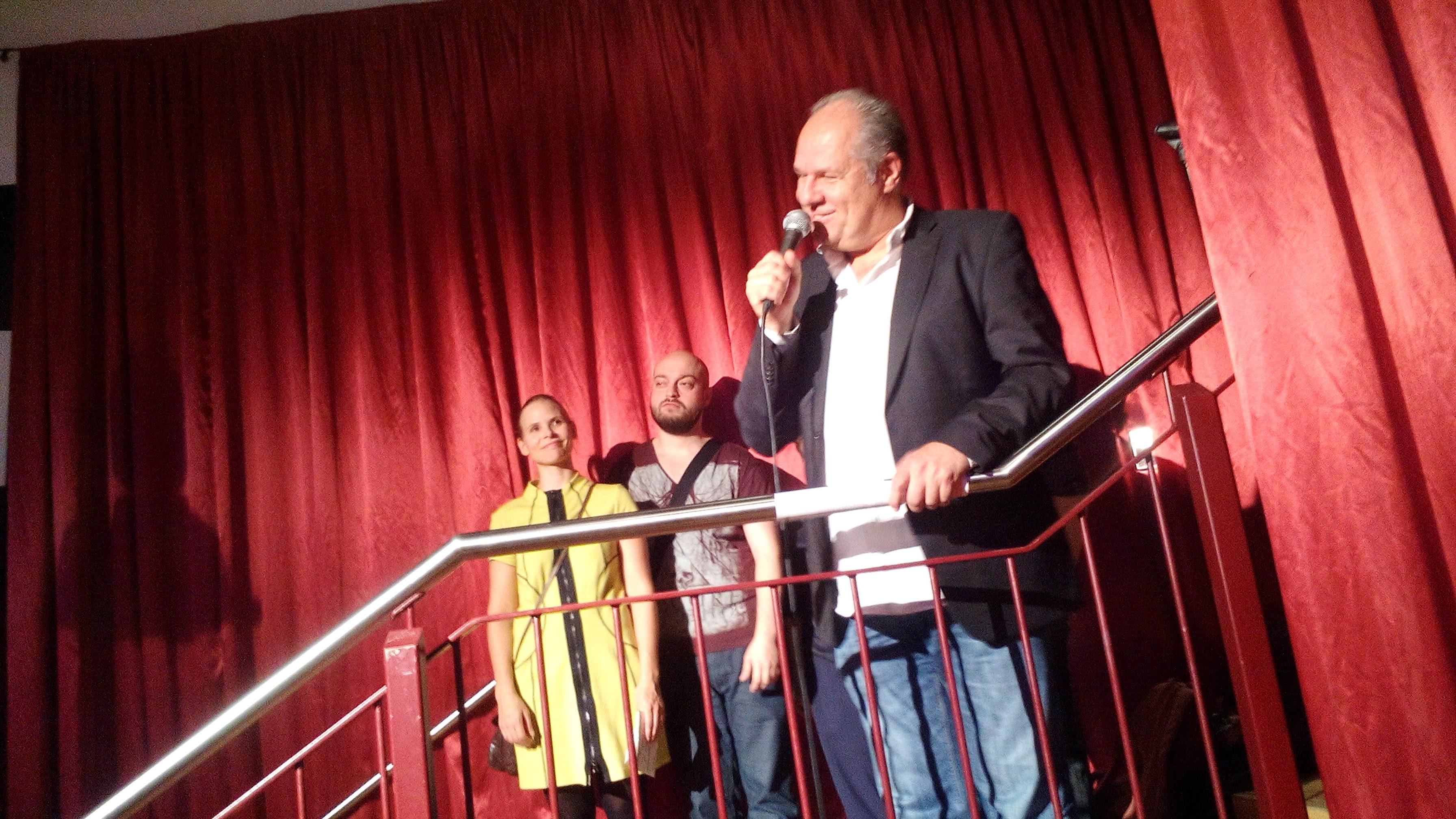 """""""MIT ALLEN SINNEN"""" – Präsentationen der Theater-Kinder- und Jugendclubs"""