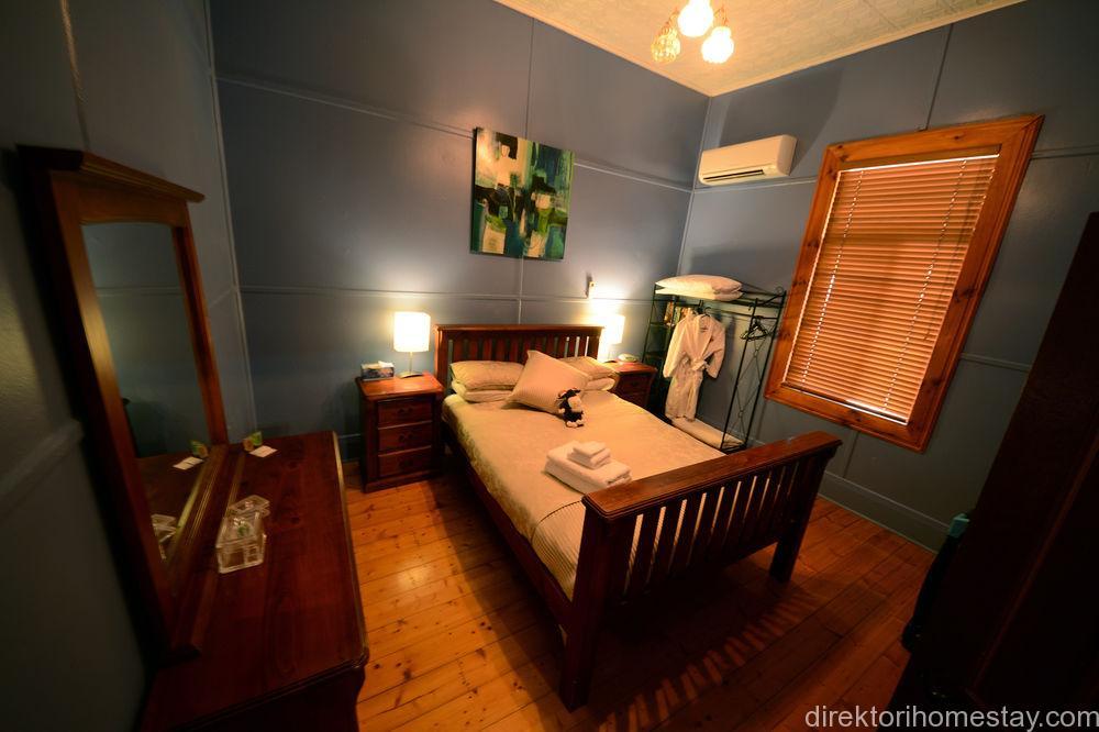 bilik homestay yang murah dan selesa