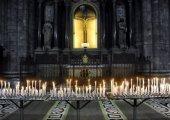 Altar Crucifixo So Carlos Borromeu