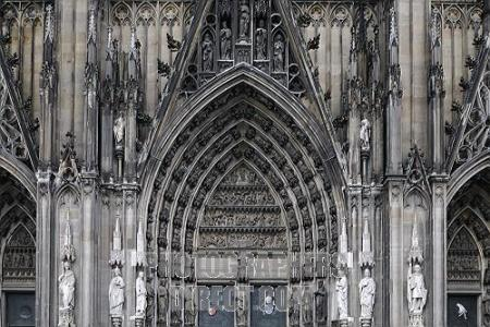Porta da Catedral de Koln
