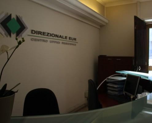 Reception Direzionale Eur