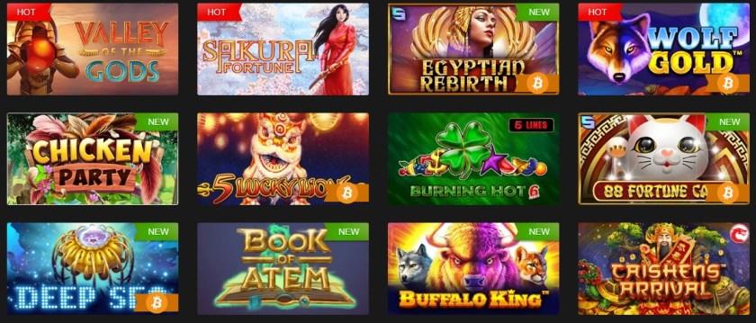 fast pay casino slots