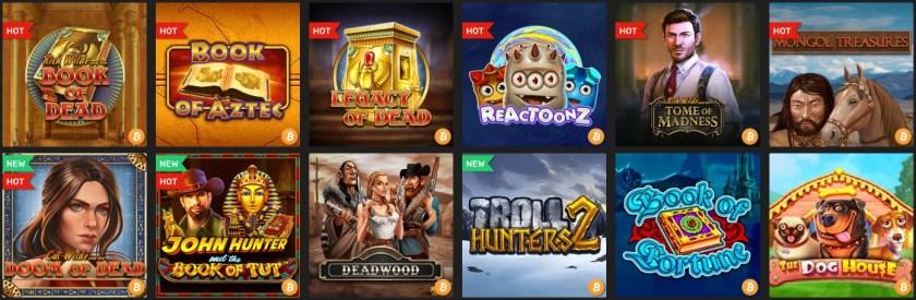 Winz casino slot revieew
